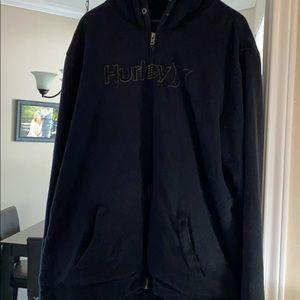 Hurley Sherpa lined hoodie